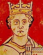 King John from Historia Anglorum